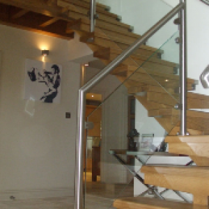 stairs joinery and balustrades